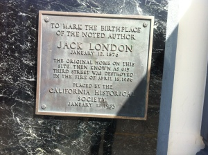 jack_london_plaque
