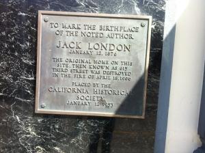 jack_london_plaque