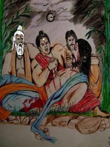 aswathama_duryodhana